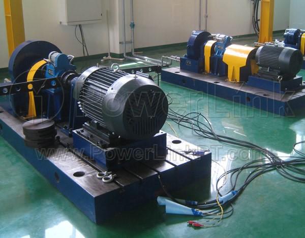 motor test bench, electric motor dynamometer powerlinkelectric motor test bench